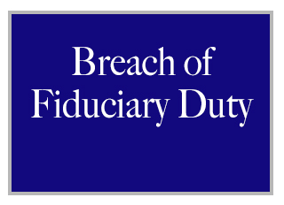 what breaches of fiduciary duty does the adelphia case raise Definition of fiduciary duty: a legal obligation of one party to act in the best interest of another if you are forced to do something that you don't want to do just understand it is your fiduciary duty and get it the gentleman had a fiduciary duty so that provided great relief for the woman knowing she was.
