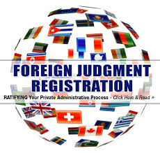 Foreign Judgment