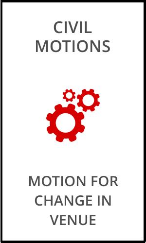 Motion To Change Venue