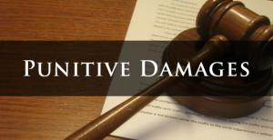 punitive damages.2