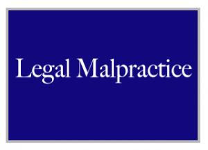legal malpractice statute of limitations
