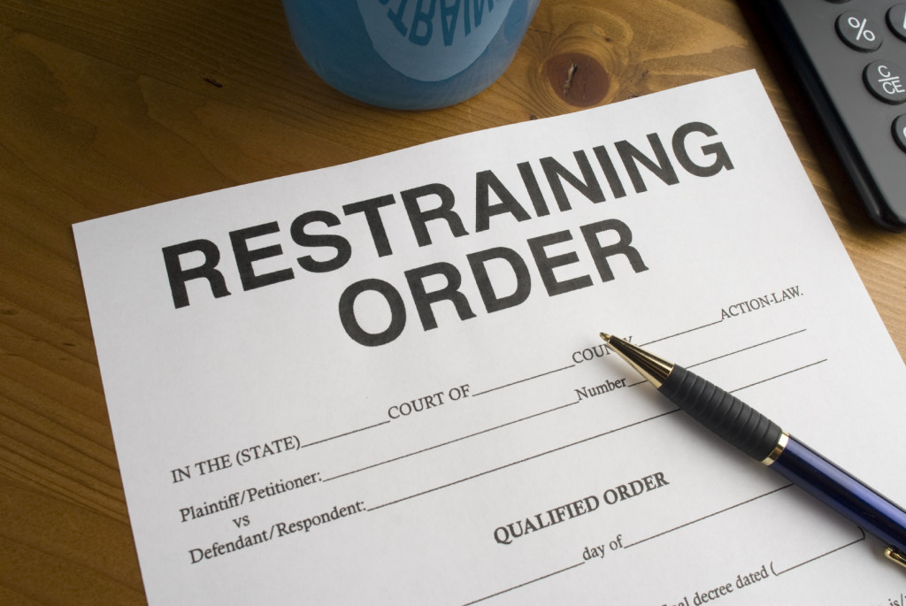 Court Abused Its Discretion In Not Renewing Restraining Order.