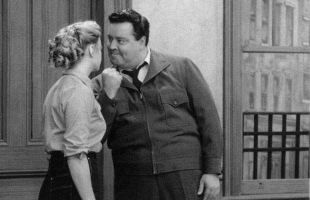 """""""One Of These Days, Alice….Pow…Straight To The Moon!,"""" Ralph Kramden. (but spousal battery is no longer funny . . and no longer tolerated.)"""