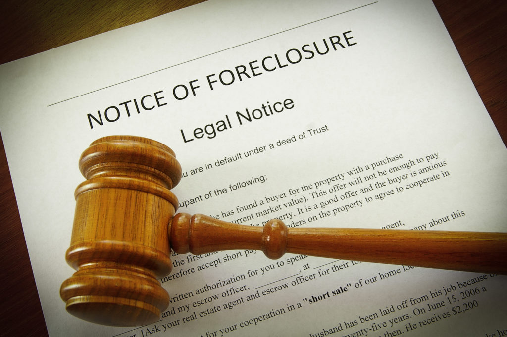 Common Legal Mistakes During Foreclosure