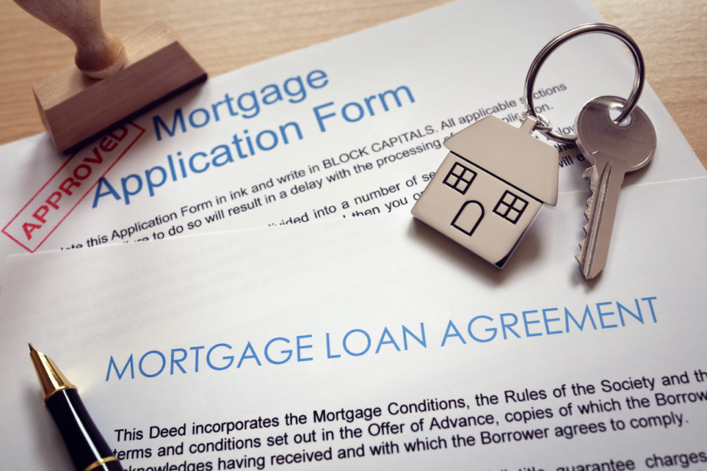 Mortgage loan modification during COVID-19