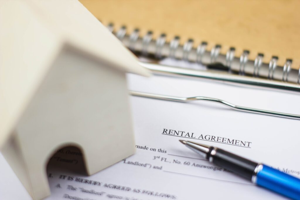 Rental agreement for home renters