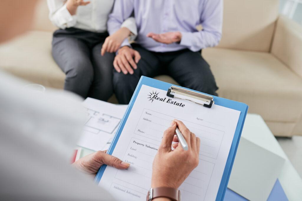 real estate form - California real estate attorney